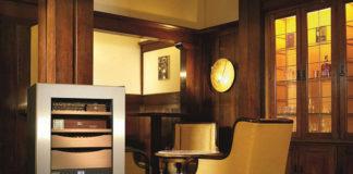 Humidor Liebherr ZKas 453 - profesjonalne przechowywanie cygar w domu